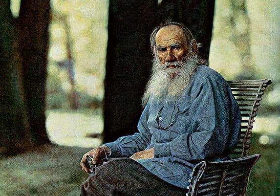 Лев Николаевич Толстой. Краткая биография.