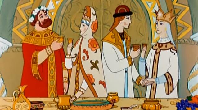 Сказка о царе Салтане. А. С. Пушкин.