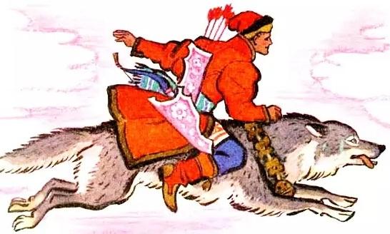 Иван-царевич и серый волк читать