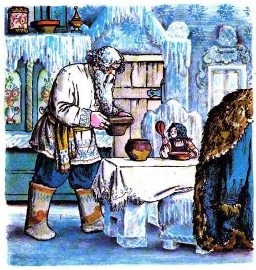 Читать сказку Мороз Иванович