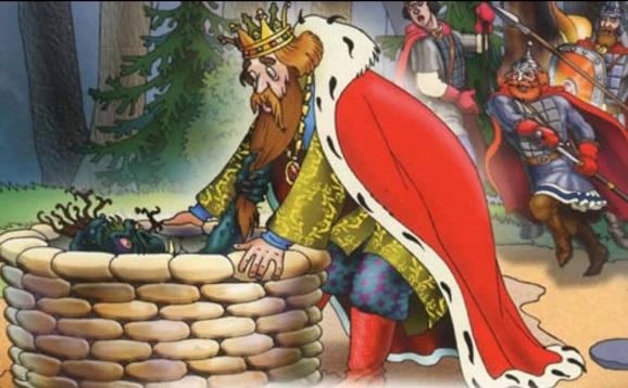 Сказка о царе Берендее читать