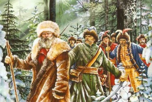Иван Сусанин-Рылеев
