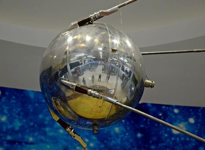 История освоения и изучения космоса