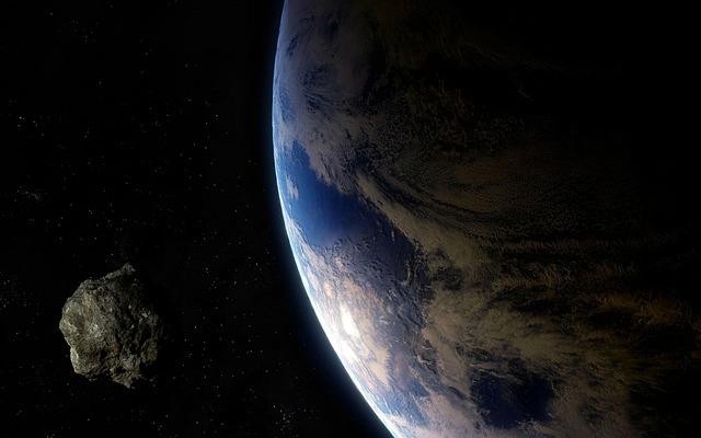 Какие бывают небесные тела астероиды