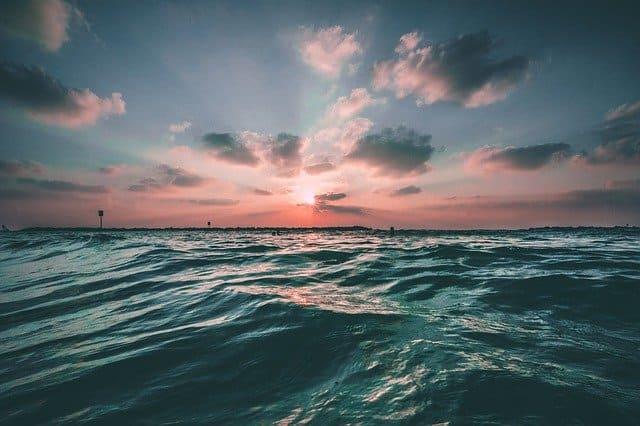 Природные зоны моря и океаны
