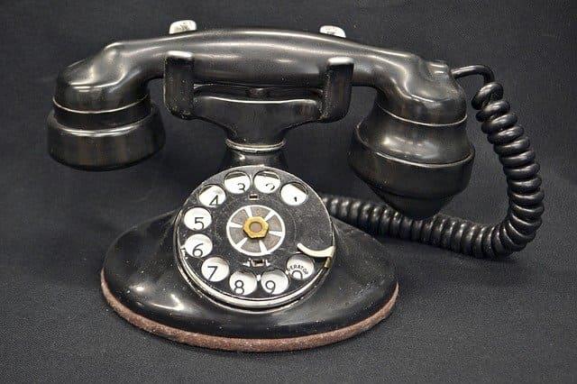 История изобретения телефона кратко