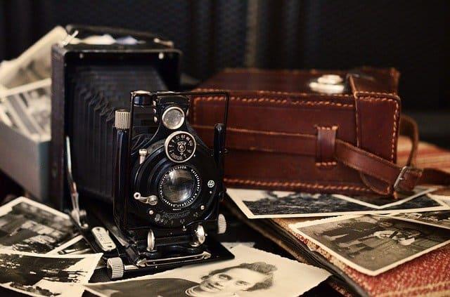 История фотоаппарата кратко