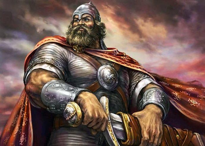 Как Илья из Мурома богатырём стал