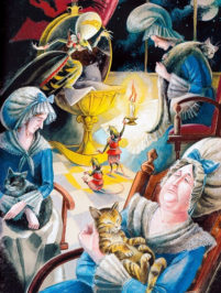 Щелкунчик и мышиный король. Гофман.
