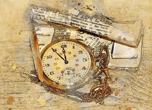 Часы минуты секунды