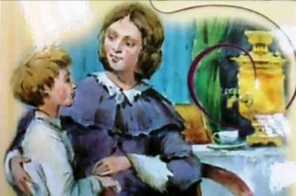 Рассказ Детство-Лев Толстой